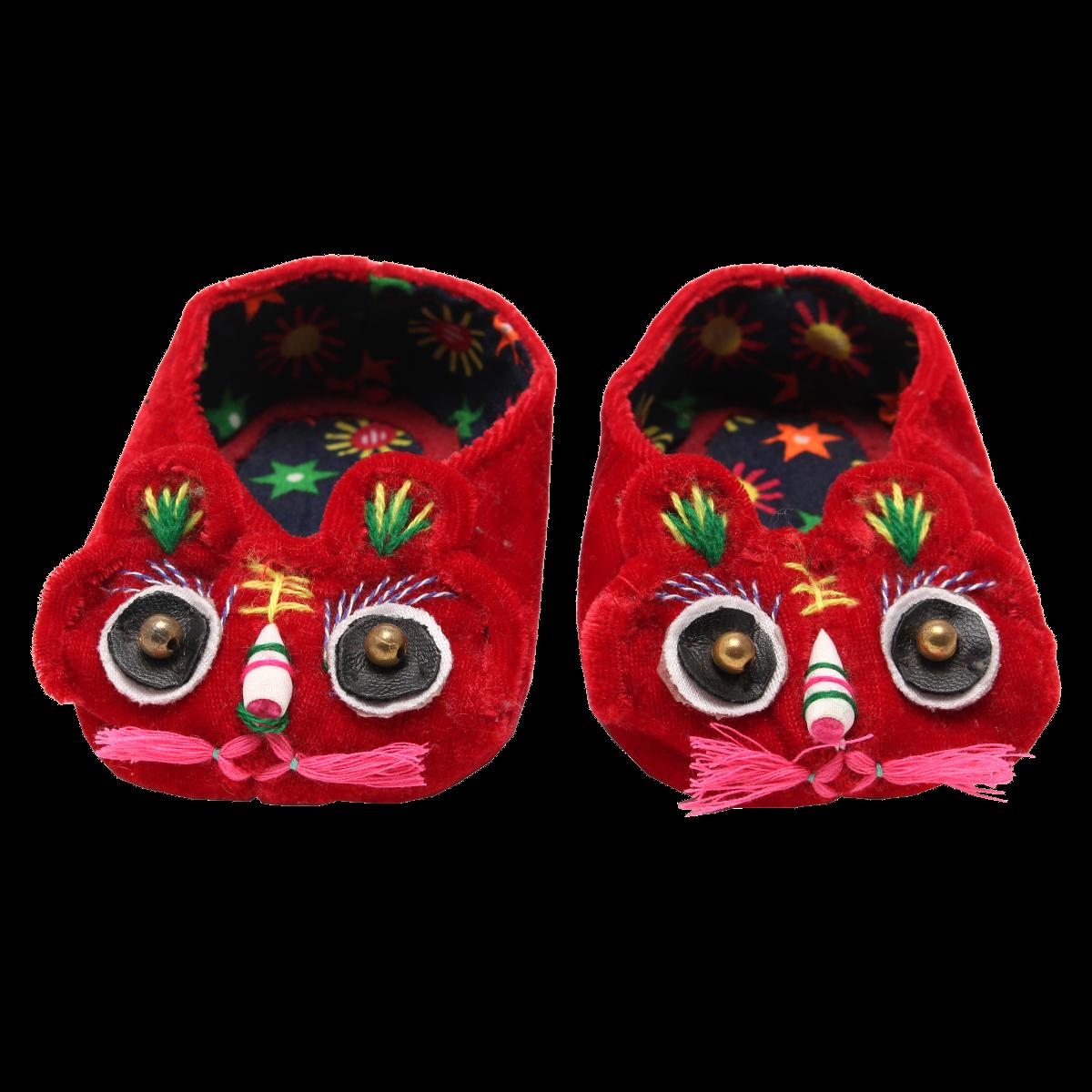 7972970d496318 Les chaussures à tête de tigre